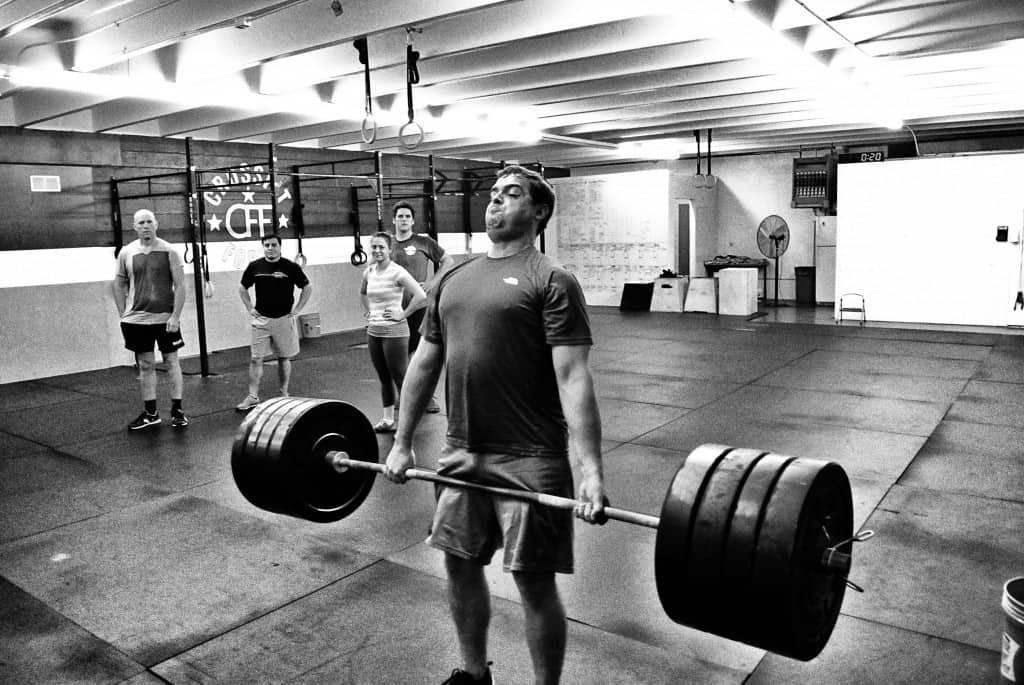 wes deadlift