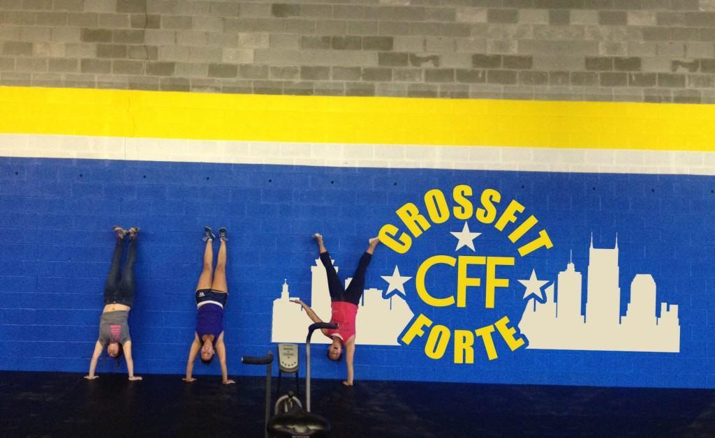 CrossFitForteMural