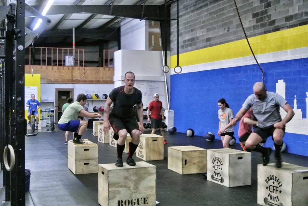 boxjumps