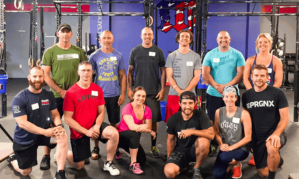 CrossFit Level 2 at CF Mayhem