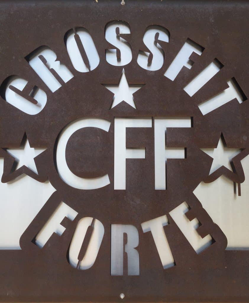 Four years! On September 7th, 2012, Katelyn and I opened the doors to CrossFit Forte. In some ways, it feels like it was forever ago, and in others it feels like yesterday. We thought we had a good idea of what we were getting into, but really, we had no idea. The amount we have grown as people and as a business is crazy to think about. It has been anything but easy. And that's good. I wouldn't have it any other way. Easy is for the We'd like to thank all of our members and staff for helping create the special place we call CrossFit Forte. Here's to many more years.